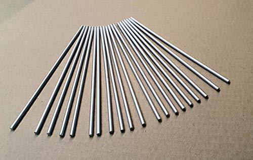 Aluminium Rundstange 4mm nach Auswahl