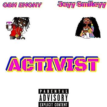 Activist (feat. Jayy Smileyy)