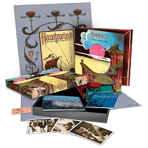 Warrior On The Edge Of Time - Super Deluxe Box Set