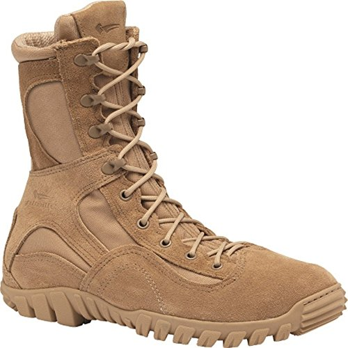 Belleville Herren Schuhe 793 Herren 20,3 cm wasserdicht Assault Flight Boot US Made 7R Tan