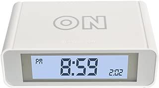 lexon flip alarm clock uk