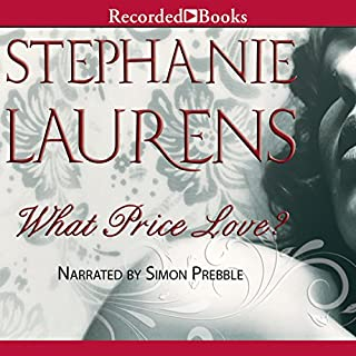 What Price Love? audiobook cover art