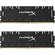 HyperX Predator HX432C16PB3K2/16 Arbeitsspeicher 3200MHz DDR4 CL16 DIMM XMP 16GB Kit (2x8GB) schwarz