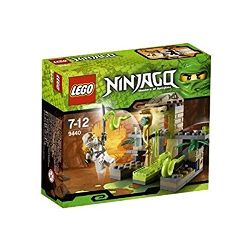LEGO Ninjago 9440 - Schrein der Giftnattern