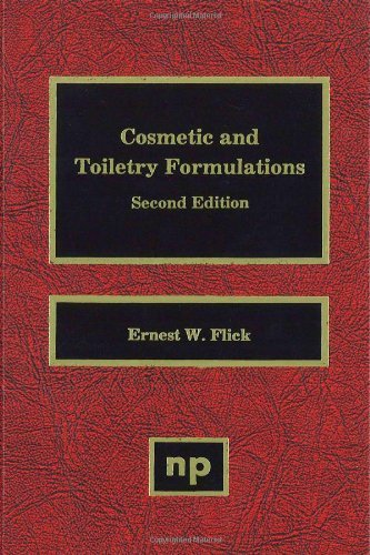 Cosmetic and Toiletry Formulations, Volume 1 (Cosmetic & Toiletry Formulations) (English Edition)