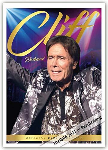 Cliff Richard 2021 - A3 Format Posterkalender: Original Danilo-Kalender [Mehrsprachig] [Kalender] (A3-Posterkalender)