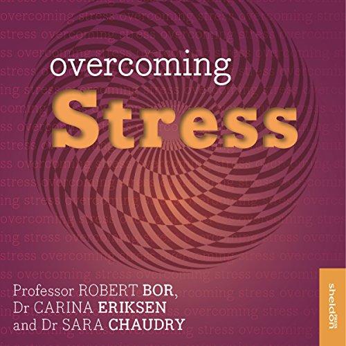Overcoming Stress audiobook cover art