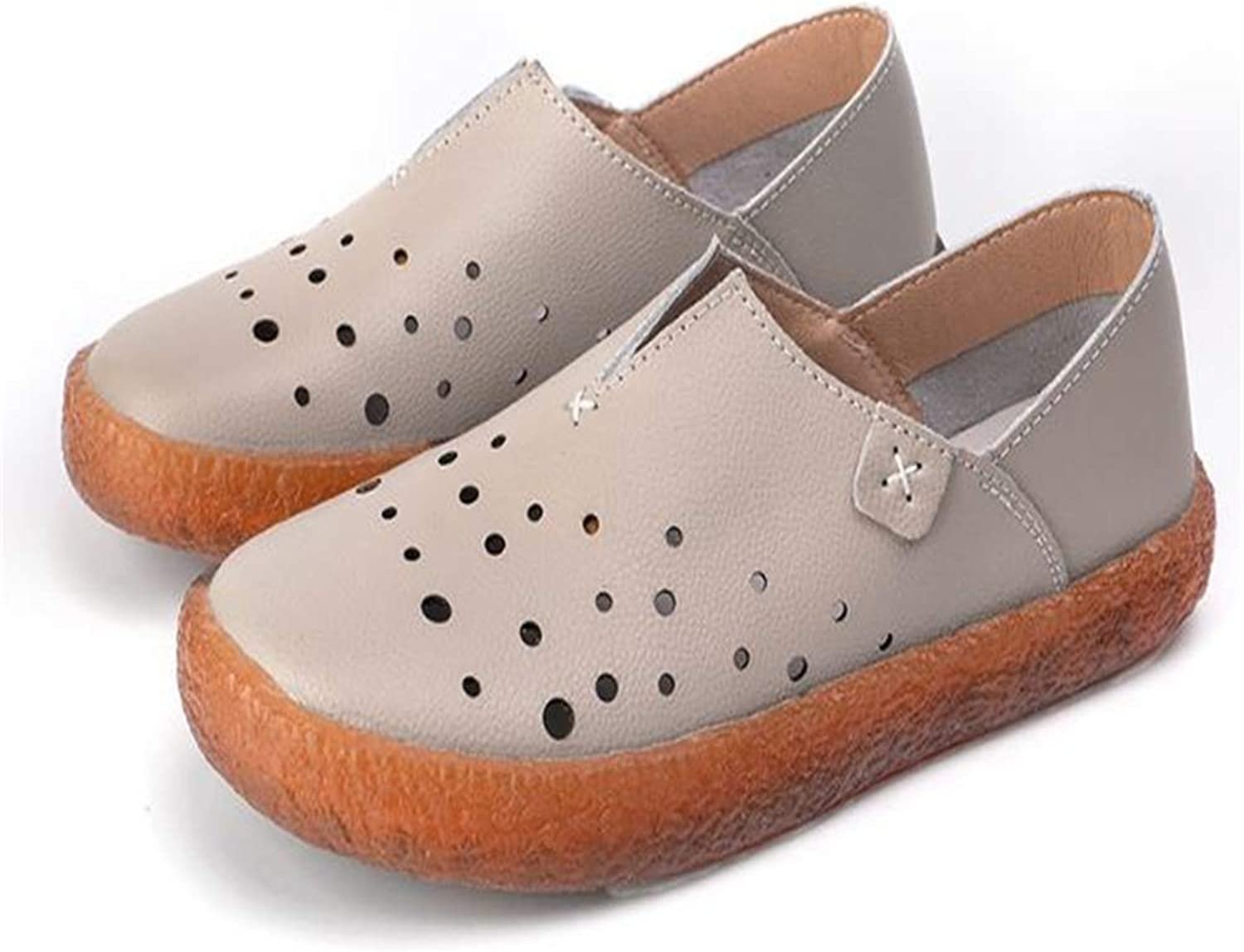 Quality.A Simple Lazy shoes Women's Flat shoes Casual Walking shoes Loafers