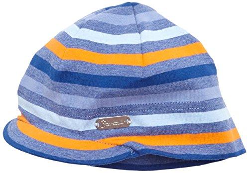 Sterntaler Schirmmütze Casquette Souple, Bleu-Blau (Eisblau 345), 49 cm Mixte