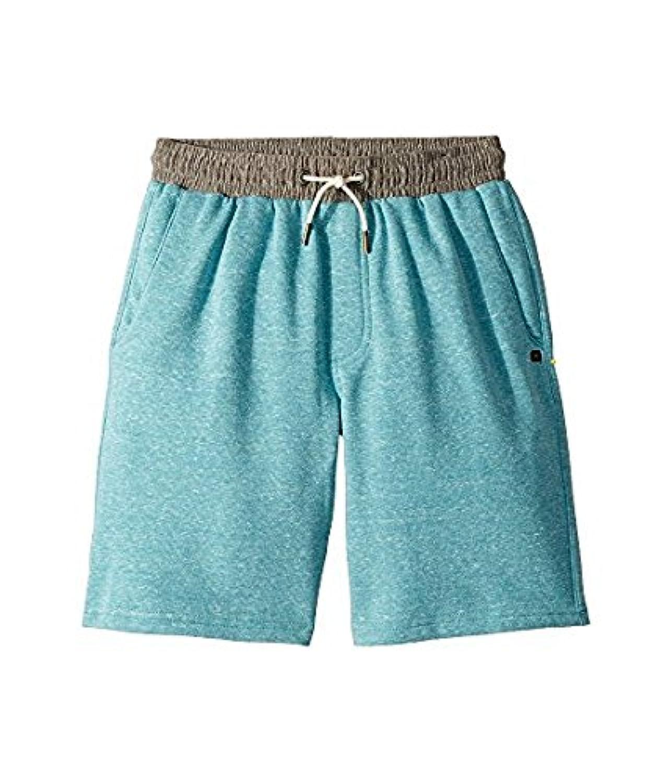 リップカール Rip Curl Kids キッズ 男の子 ショーツ 半ズボン Teal Sea Side Fleece Shorts (Big Kids) [並行輸入品]