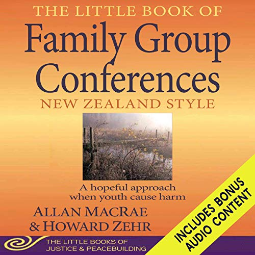 The Little Book of Family Group Conferences (New Zealand Style) Titelbild