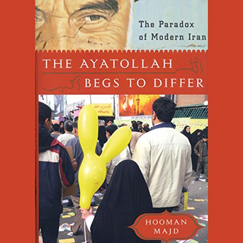 The Ayatollah Begs to Differ audiobook cover art