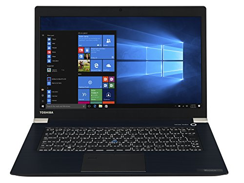 TOSHIBA Tecra X40-D-10R Laptop (Intel Core i7-7500U, 35,6cm 14,0Zoll Full-HD entspiegelt, 16GB RAM, 512GB SSD, WLAN, Bluetooth 4.2, Windows 10 Pro) blau