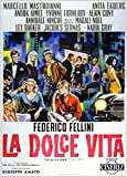 La Dolce Vita Movie Poster (27,94 x 43,18 cm)