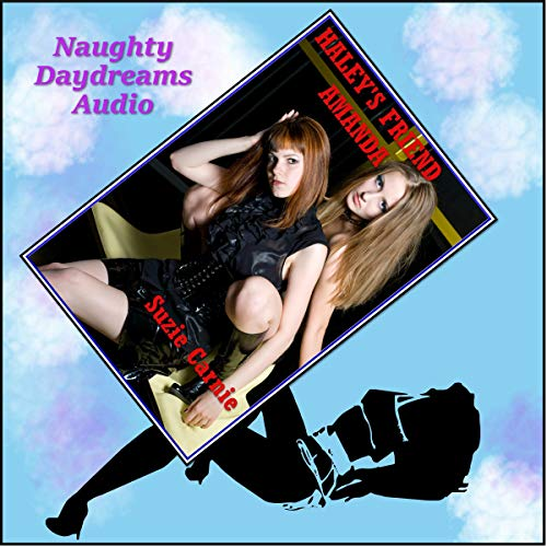 Haley's Friend Amanda audiobook cover art