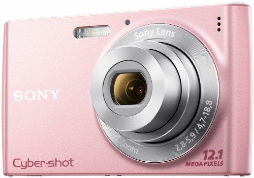 Sony DSC-W510 - Cámara Digital Compacta, 12.1 MP (2.7 pulgadas, 4x Zoom óptico) - Rosa