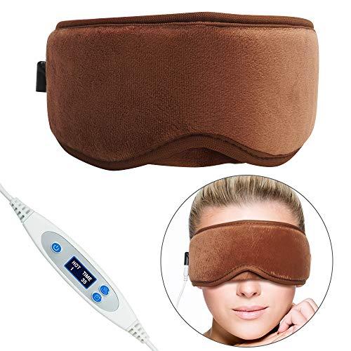 Máscara de ojo eléctrica ARRIS con USB y control de