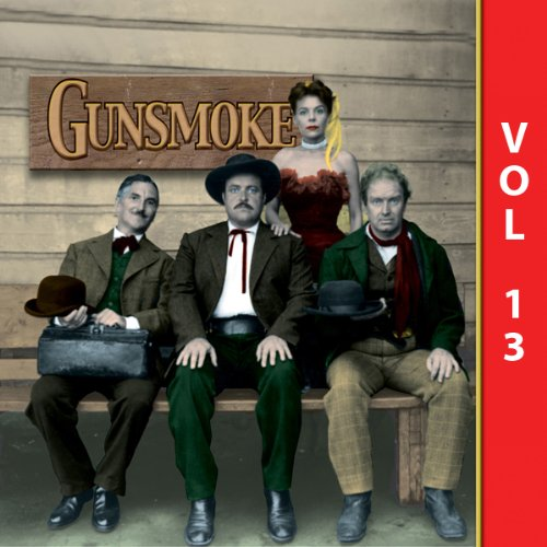 Gunsmoke, Vol. 13 cover art