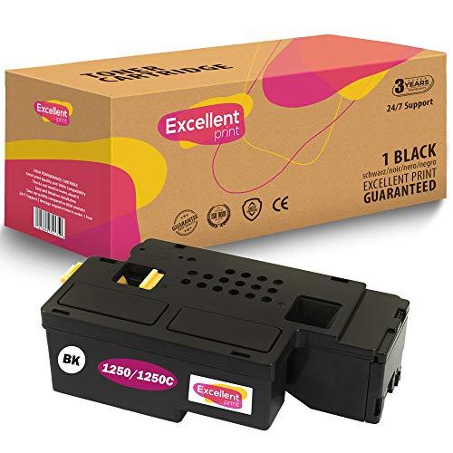 Excellent Print 1250 1250C Kompatibel Tonerkartusche für Dell 1250c 1350cnw C1765 C1760