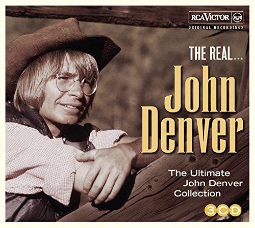 The Real...John Denver (Box3Cd)
