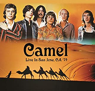 Live In San Jose, CA '79