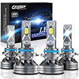 Best Headlights - Fahren 9005/HB3 High Beam 9006/HB4 Low Beam LED Review