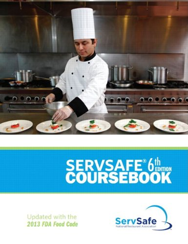 ServSafe Coursebook, Revised with ServSafe Online Exam Voucher (6th Edition)