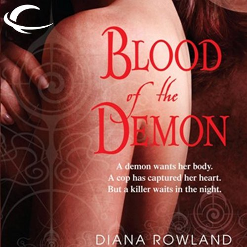 Blood of the Demon audiobook cover art