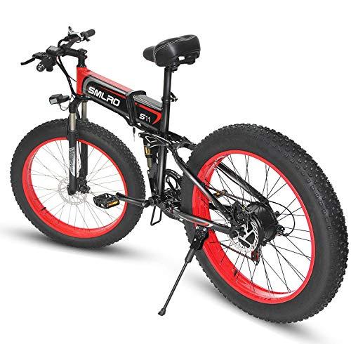 XXCY faltendes elektrisches Fahrrad 500w E-Bike 26