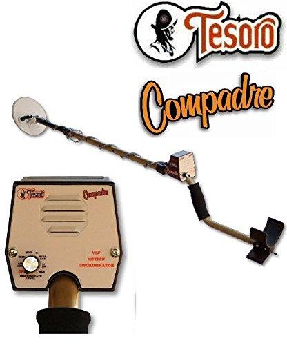 METAL DETECTOR TESORO COMPADRE 8...
