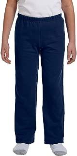 Gildan Heavy Blend Youth 8 oz. 50/50 Open-Bottom Sweatpants