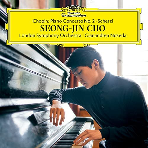 Seong-Jin Cho, London Symphony Orchestra & Gianandrea Noseda