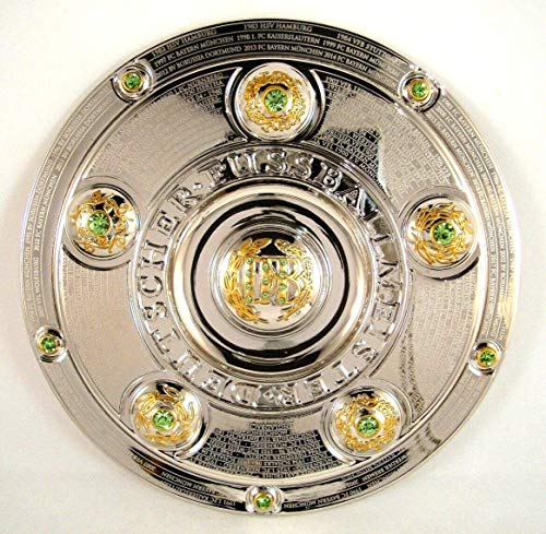 DFL Meisterschale Bundesliga Meisterschale 150mm