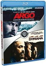 Pack: Argo + Syriana (Blu-Ray) (Import Movie) (European Format - Zone B2) (2013) Ben Affleck; George Clooney;