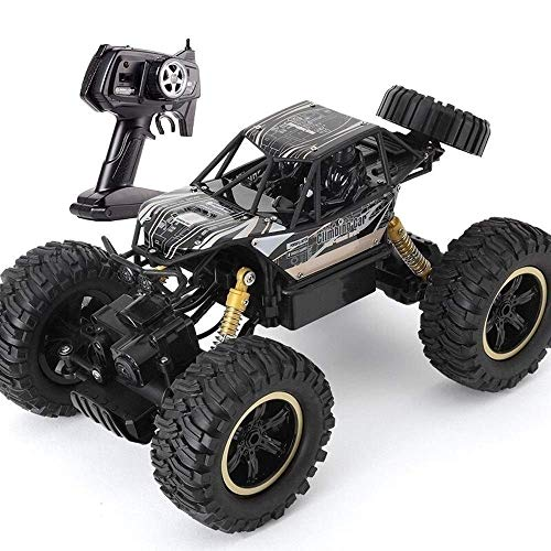 Buy Discount Woote Kids Remote Control Car Wireless Off-Road Vehicle High Speed Climbing 4WD Racing ...