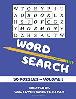 Best lds word search puzzles Reviews