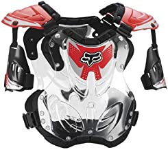 FOX R3 ROOST DEFLECTOR RED MD 85-150+ LB/ 5'2