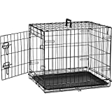 Amazonベーシック ペット用ケージ 折りたたみ式 シングルドア 61x48x46cm