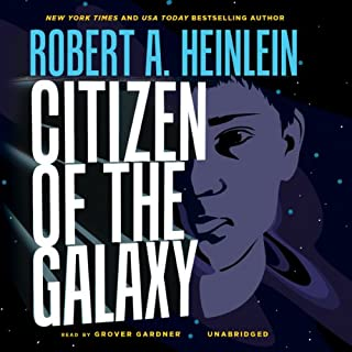 Citizen of the Galaxy cover art