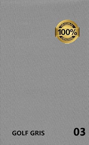 TELA PARA TAPZAR TECHO DE COCHE 100X160 BEIGE CLARO CON GOMAESPUMA (GRIS CLARO 03)