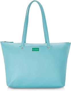 Caprese Mila Women's Tote Bag (Blue)