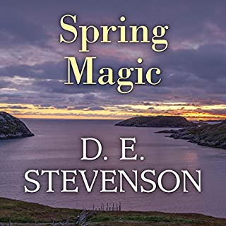 Spring Magic audiobook cover art