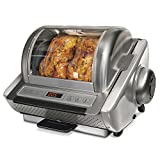 Ronco EZ Store Rotisserie, Stainless