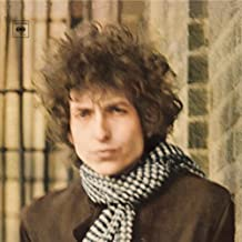bob dylan blonde on blonde mono lp