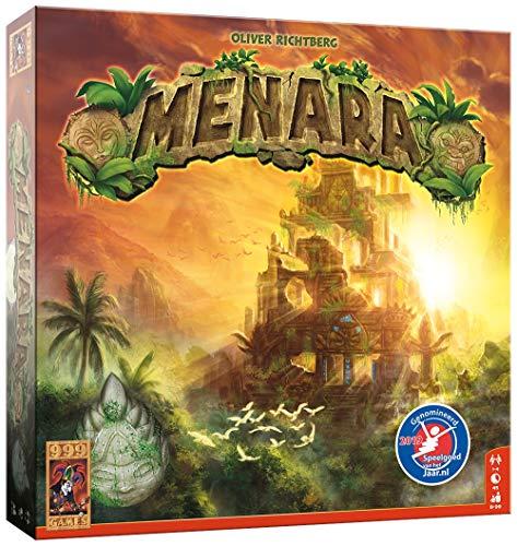 Unbekannt 999 Games bordspel Menara
