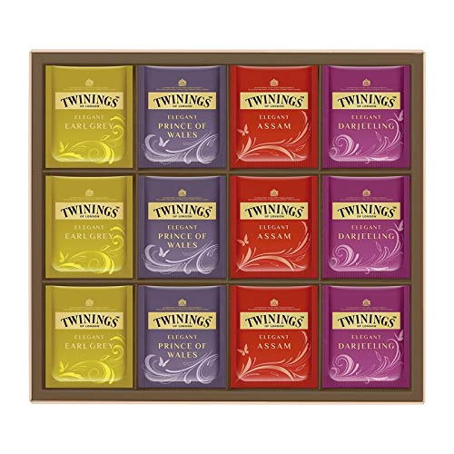 トワイニング エレガント ティーバッグ コレクション TWE-30 【紅茶 ティーバッグ 詰め合わせ ギフトセット セット】