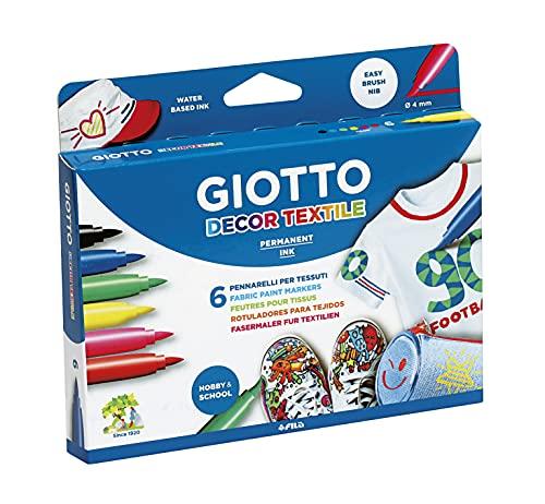 Giotto 4948 00 Decor Fasermaler, 2,3 x 19 x 16 cm