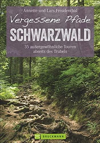Vergessene Pfade im Schwarzwald: 35 Touren abseits des Trubels - ein Wanderführer mit außergewöhnlich ruhigen Wanderungen im Schwarzwald, ... Touren abseits des Trubels (Erlebnis Wandern)