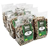 BioKitchen - Mezcla de pipas y semillas ecológicas (8 paquetes de 300 g)