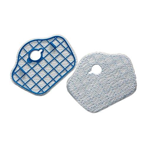Haodasi Intelligente Kehrmaschine Filter Accessories für Philips Staubsauger FC8772/FC8774/FC8776/FC8972,Ersatz Reiniger Filter Netto Kit